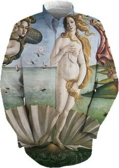 Botticelli, The Birth of Venus from Print All Over Me