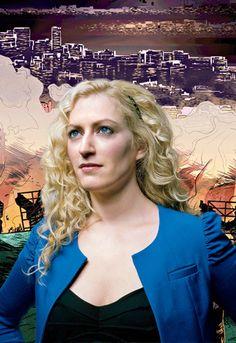 SuperBetter creater Jane McGonigal