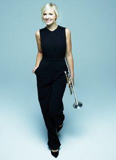 The Royal Albert Hall Welcomes Trumpeter Alison Balsom As It Reveals Gender Bias Survey