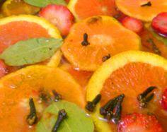 Citrus Simmer Potpourri