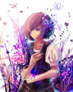 Touka chan by FireFly-Rain.deviantart.com on @DeviantArt