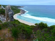 Why Travel? Find out reasons to pack your suitcase now :) Pic of Beach in South West Australia.