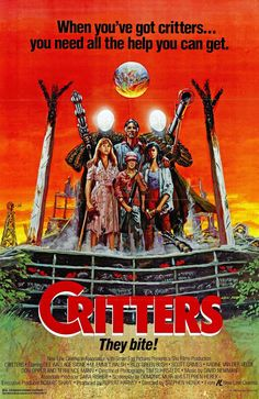 Critters movies DVD collection UK PAL (with English subtitles) = less than £6 ! This DVD box set features all theCritters movies : 4 films were produced by New Line Cinema, from 1986 to 1992. Thes…