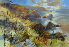 Stalks and Cliff Profile by Chris Forsey RI