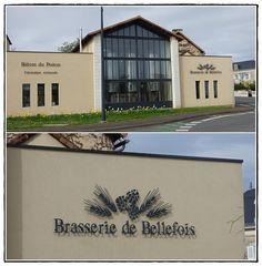 Visite de la brasserie de Bellefois - BLOG LA GUILLAUMETTE -