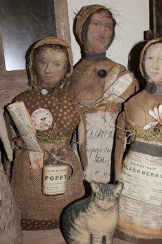 a fine farmhouse: Farmhouse Ladies ...