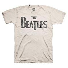 Beatles Distressed Logo Men's T-Shirt – RockMerch Beatles Shirt, The Beatles, Outfits Hipster, Tomboy Outfits, Emo Outfits, Cool T Shirts, Casual Shirts, Band Shirts, Men's Shirts