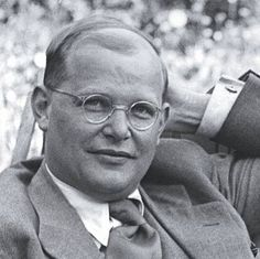 """Silence in the face of evil is itself evil: God will not hold us guiltless. Not to speak is to speak. Not to act is to act.""  ― Dietrich Bonhoeffer, German Lutheran pastor, theologian, writer and poet, hanged by the Nazis two weeks before his camp was liberated for his involvement in the Abwehr plot to kill Hitler. He refused the opportunity to escape in order to protect others from retaliation. (rw)"