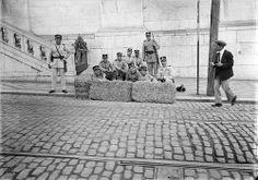 Revolta de 26 de Agosto de 1931, Lisboa, Portugal