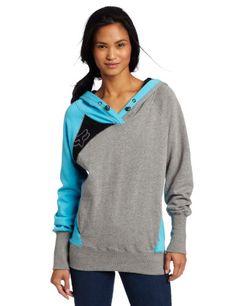 FOX Juniors Exhaust Pullover Hoodie « Clothing Impulse