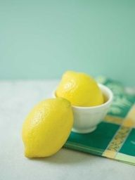 "Lemons are natural disinfectants. Learn more about natural cleaning in ""The Easy-Breezy, Breathing-Easy Cleaning Arsenal: 12 Natural Cleaning Recipes."""