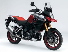 #Suzuki is coming up with the V-Strom 1000 for the upcoming 2014 model year.