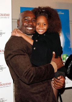 chocolate men with style loving father Morris Chestnut