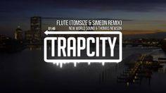 New World Sound & Thomas Newson - Flute (Tomsize & Simeon Remix) Trap Music, Music Radio, The Lumineers, Ufo, How To Become, My Love, World, City, Flute