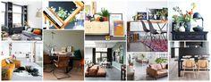 Living Room Interior, Cosy, Office Desk, Mood Boards, Desktop, Salon Interior, Desk, Office Desks, Office Table