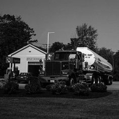 """Roadside Distraction  #exploring #Maine #myMaine #wandering #exploreusa #exploreMaine #exploreAmerica #summer #August #bnw #blackandwhite #daylight #roadside #truck #carwash"" Photo taken by @ndoocy on Instagram, pinned via the InstaPin iOS App! http://www.instapinapp.com (09/09/2015)"