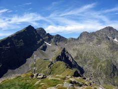 Monts Fagaras, Roumanie Romania, Mount Everest, Sky, Horses, Mountains, Landscape, Water, Travel, Outdoor