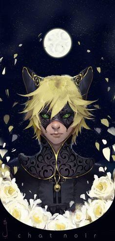 Chat Noir fanart