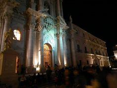 Sicilia /// Italy ///  Duomo - Siracusa - Foto di Giovanni Marisca