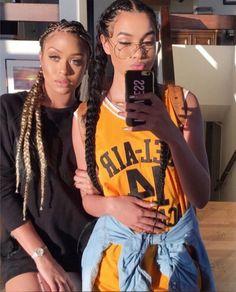 With Jilly Anais Go Best Friend, Best Friend Goals, Best Friends, Friends Girls, Bff Goals, Squad Goals, Black Girl Magic, Black Girls, Jilly Anais