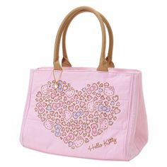 Hello Kitty tote bag (canvas) Sanrio online shop - official mail order site
