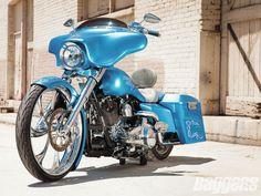 2010 Harley-Davidson Street Glide #harleydavidsonstreetglidebaggers