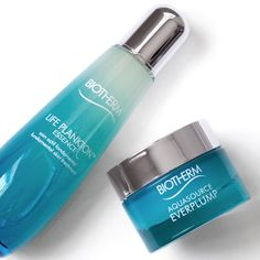 Biotherm Aquasource Everplump & Life Plankton Essence review