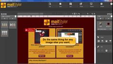 MailStyler Newsletter Creator Pro 2.8.0.100 | Drag & Drop Design Newsletter #downloadnewsletter #downloadnewslettersoftware #dragampdropeditor #emailaccountখোলারনিয়ম #emailmarketinggratuito2020 #emailmarketinghtml #mailstyler2yournewsletter #mailstylercomecreareunanewsletter #mailstyleremailmarketingmailstylernewsletter #mailstylernewsletter #mailstylernewslettercreator #mailstylernewslettercreatorpro #mailstylernewslettercreatorpro2 #mailstylernewslettercreatorpro2.5.0.100 #mailstylernewslett Creating A Newsletter, Css Style, More Instagram Followers, Seo Software, Email Client, Insert Image, Personal Library, Newsletter Design, Social Icons