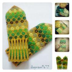 mustard gloves by dagmarella72