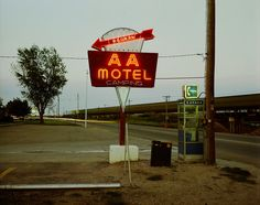 Steve Fitch - AA Motel, Holdrege, Nebraska, May 22, 1981