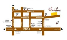 Sheridan Towers is a high-rise condominium development of DMCI Homes in Sheridan St., Pasig City near the border of Mandaluyong City and Boni Avenue Station. It offers and condo units for sale! Makati City, Jollibee, High Rise Building, Madison Square, Location Map, Shangri La, Condos For Sale, Car Parking, Towers