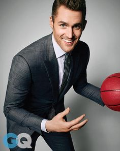 He's dating Hollywood royalty. He's catching passes from the best basketball player on earth. He's handsome, stylish, and rich—and he's only 26 years old. Life isn't quite perfect for Kevin Love—the Cavs big man is still chasing his first title; heck, he's still chasing his first trip to the playoffs—but perfect isn't too far off