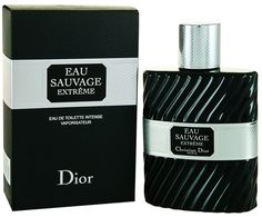 Dior Eau Sauvage Extreme Intense by Christian Dior Christian Dior, Spice Things Up, Perfume, Fragrances, Beauty Products, Free Shipping, Luxury, Google, Black