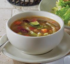 Carrabbas Minestrone Soup http://blog.carrabbas.com/2014/11/minestrone-soup-recipe/#.VKQHvivF98F
