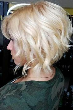 Trendy Messy Bob Hairstyles picture 2