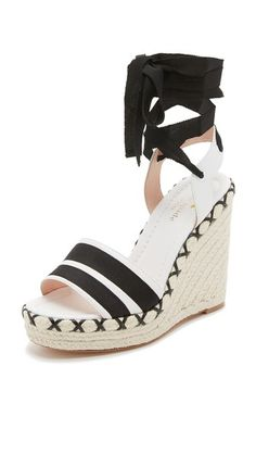 Kate Spade New York Danah Wedge Sandals | SHOPBOP