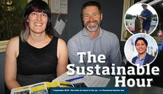 Simone Boer and Tim Hellsten from City of Greater Geelong explain about the exciting 'Our Future' project which was launched on 1 September, Future Super CEO Simon Sheikh talks about the climate emergency declaration, Joe Pera talks about the invasive carp species and a new virus which will kill it. The Sustainable Hour on 7 September, our National Threatened Species Day.   More info on www.climatesafety.info/thesustainablehour138