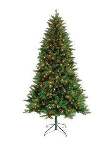 "Charm Tree SW-213-40 ""Celebrations"" Swiss Fir Prelit Tree 4 Ft with 100 Clear Lights by Charm Tree. $51.99"