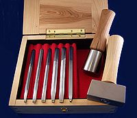 CARBIDE HAND CARVING & LETTERING CHISELS - cat1