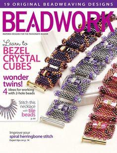 Бисер.Альбом«Beadwork 4-5/2013». Обсуждение на LiveInternet - Российский Сервис Онлайн-Дневников