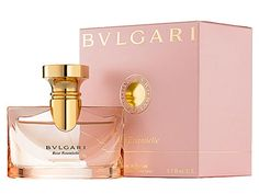 BULGARI. Pink and gold. What's not to like. PD
