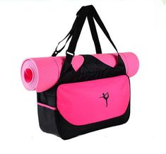 afe1167f341 check price waterproof pilates mat case fitness gym sports yoga bag  carriers no