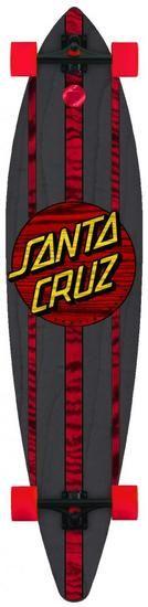 Santa Cruzer Pintail Black 43.5 Inch
