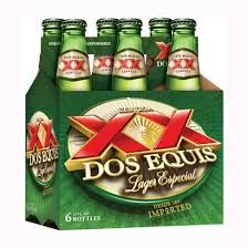 Dos equis Beer: 12 pk $13.99