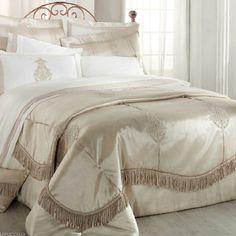 Birbirinden şık yatak örtüsü ve nevresim takımı SWEETEKS  HOME  DA satışta