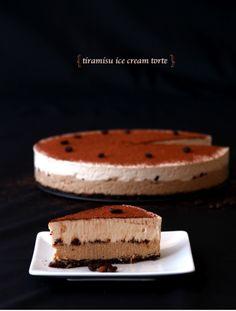 Tiramisu Ice Cream Torte | Sweet Talk