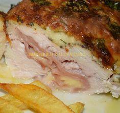 Cookbook Recipes, Meat Recipes, Food Processor Recipes, Chicken Recipes, Cooking Recipes, Savoury Recipes, Cooking Ideas, Greek Cooking, Chicken