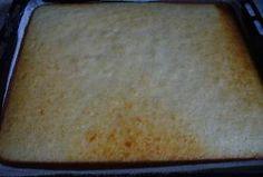 piškotové těsto s olejem  160 g cukr krupice  4 ks  vejce  4 lžíce  olej  160 g polohrubá mouka .. Sheet Pan, Springform Pan