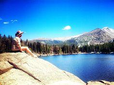 Colorado vacation: Bear Lake