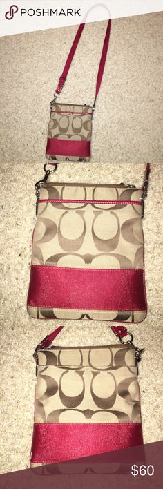 Coach Purse Lightly used and in great condition Coach Bags